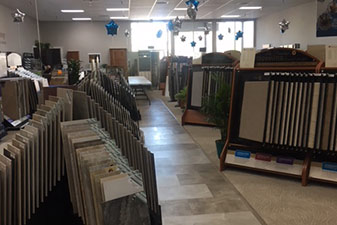 Image of Floortex Design Abbey Floors' Showroom