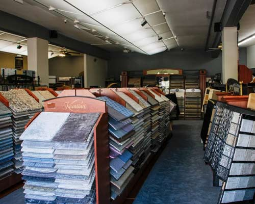 Stop by our showroom in Corte Madera to see the latest trends in flooring!